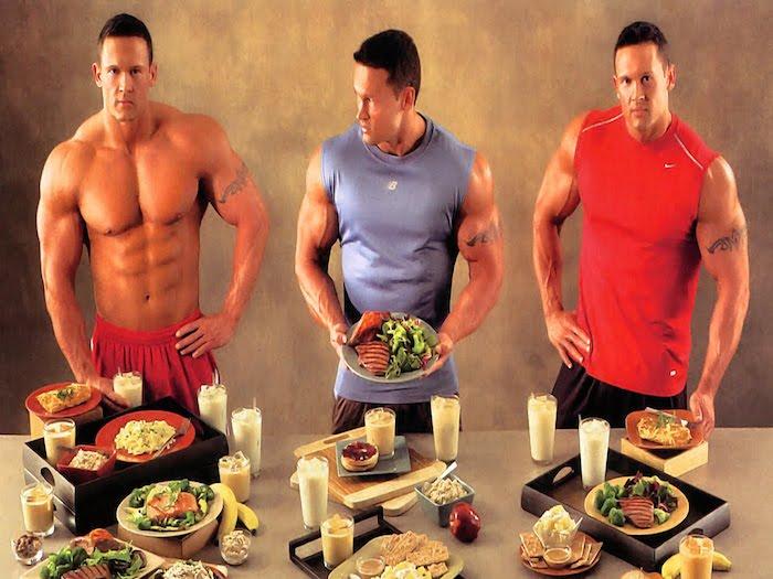 Alimentos para el antes y el después del ejercicio