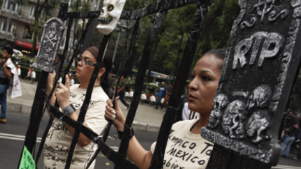 Llegan a la ONU primeros casos individuales de desaparecidos