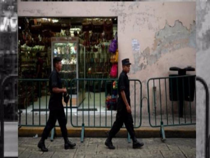 Ejército, EMP y federales blindan Mérida por reunión de Castro y Peña Nieto
