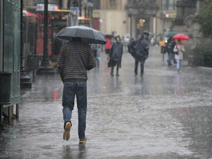 Continuarán lluvias y bajas temperaturas en norte y noreste del país