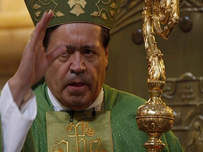 Jefes de estado deben escuchar al planeta y a los pobres: Norberto Rivera