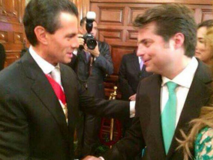 Enrique Martinez, nuevo Delegado de SEDESOL Federal.
