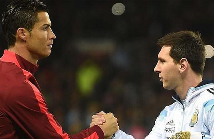 Messi, Neymar y Cristiano, los finalistas para el Balón de Oro