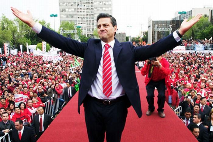 Asciende Peña en lista de los más poderosos, según Forbes