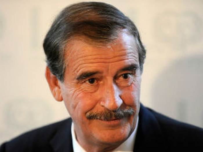 Vicente Fox propone celebrar expo de marihuana