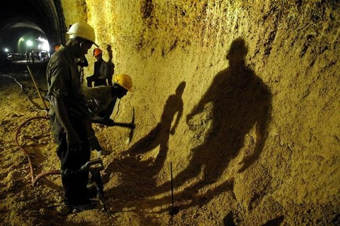 Minería continúa su declive, cayó 5.2% en septiembre