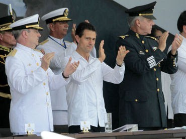 Peña Nieto conmemorará Día de la Armada de México en Veracruz