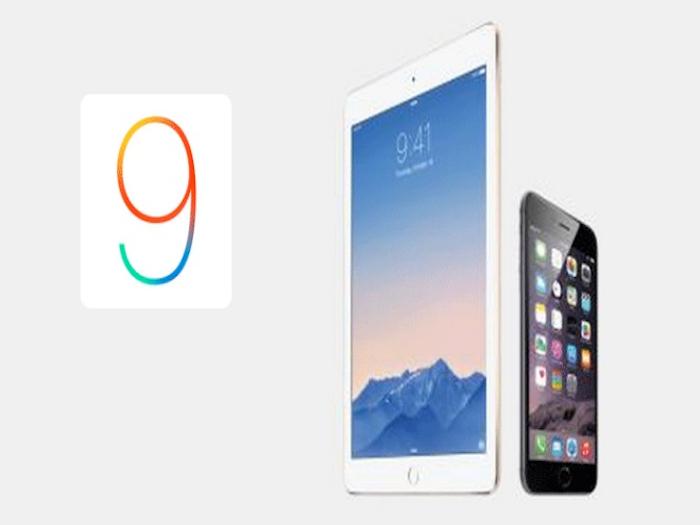 Todas las novedades de iOS 9.