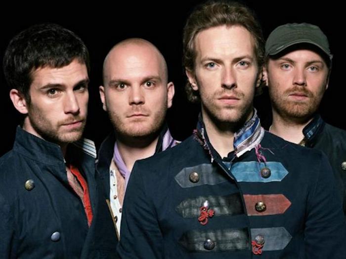 Coldplay abre tercer concierto en el Foro Sol de la Ciudad de México