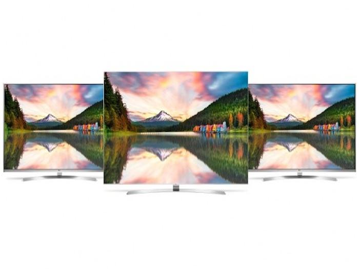 Así es el primer televisor 8K de LG