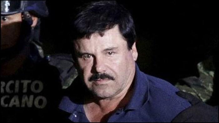 'El Chapo' recibe un ejemplar del Quijote para sobrellevar su pena