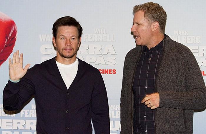 """Ferrel y Wahlberg, en """"Guerra De Papás"""""""