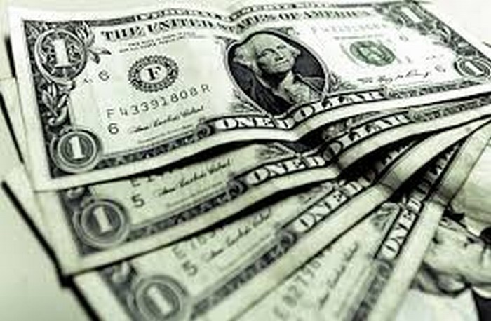 En $18.57 el dólar en promedio en el aeropuerto de la capital del país
