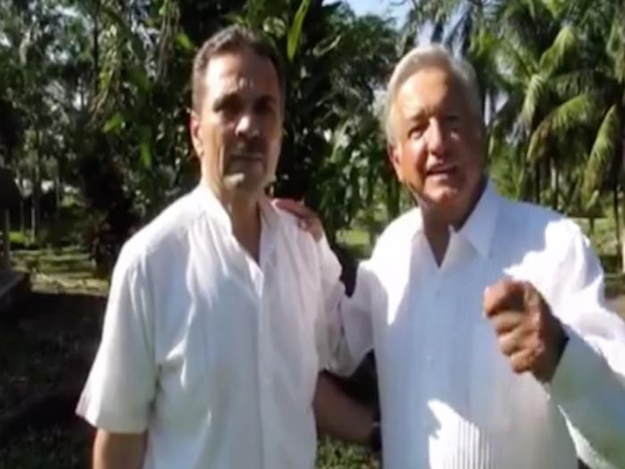 AMLO abre las puertas de Morena a priistas arrepentidos 'de lo malo que han hecho'