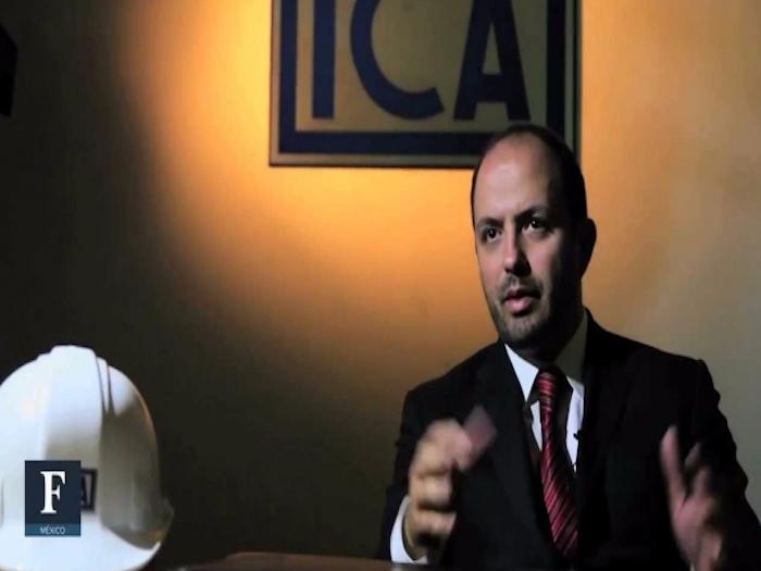 Sustituyen a director general de ICA