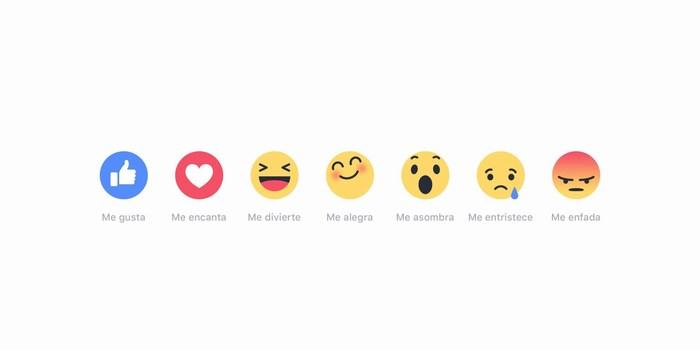 Así nacieron los nuevos íconos de Facebook