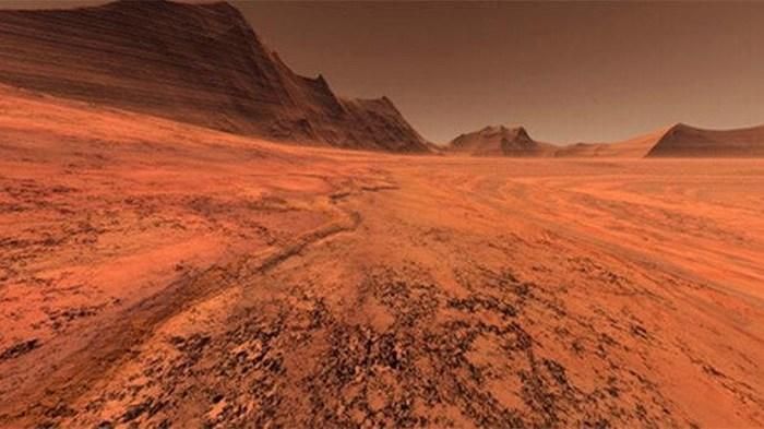 Marte en 360 grados: un video permite hacer un recorrido por el planeta rojo