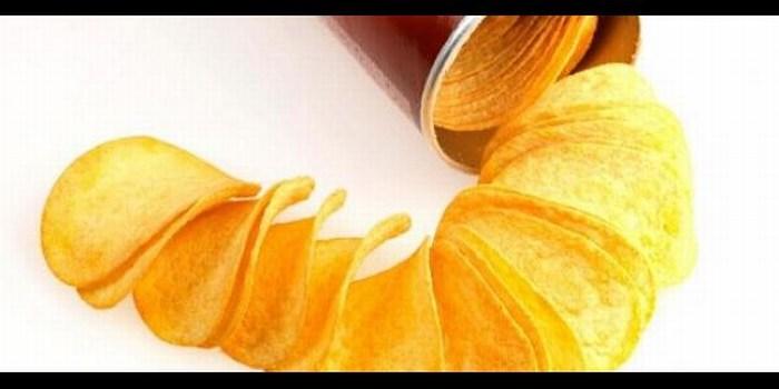 Estudio señala que las papas Pringles son tóxicas