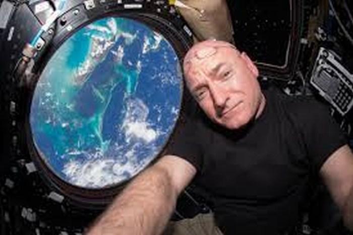 Scott Kelly, a un año de estar en el espacio
