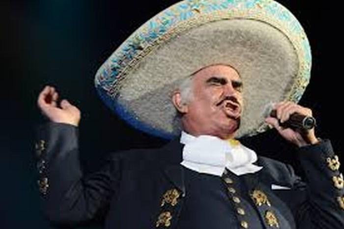 Vicente Fernández se despedirá en el Azteca