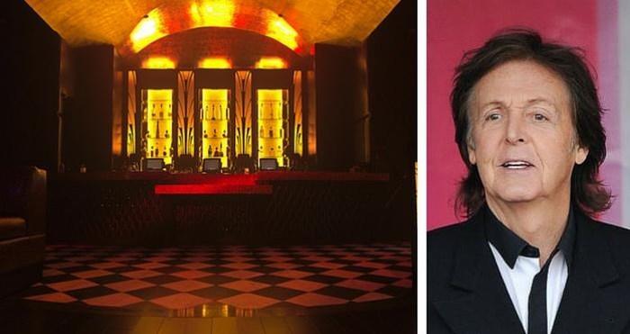 Impiden la entrada a Paul McCartney a fiesta de Tyga