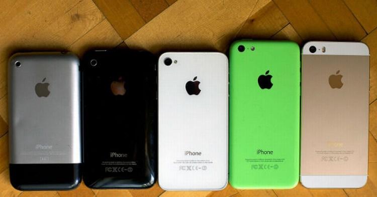 "Adiós al misterio, se revela que significa la ""i"" en iPhone"