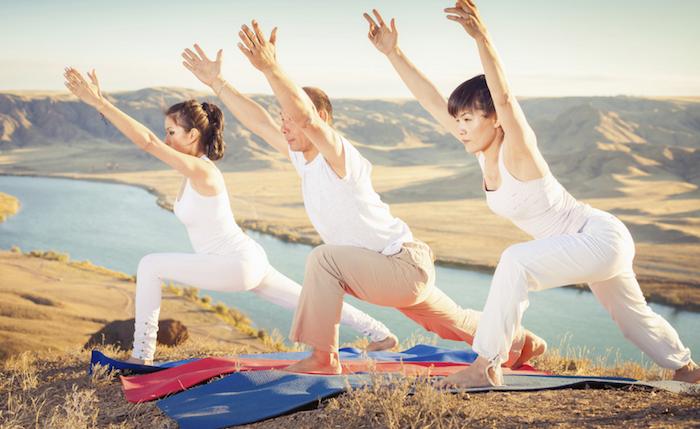 El Yoga nos ayuda a regular nuestras hormonas