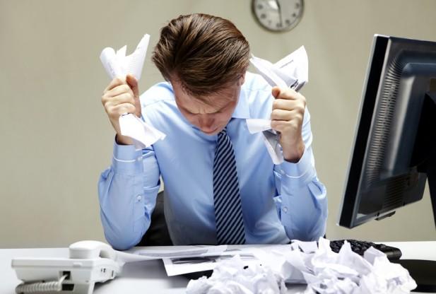 ¿Tienes un mal día en el trabajo? 5 consejos para salir adelante