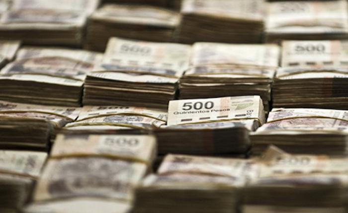 Dinero de Coahuila en Hidalgo y Oaxaca