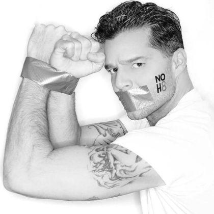 """Ricky Martin tras matanza en Orlando: """"Soy gay y no tengo miedo"""""""