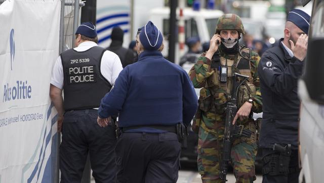 Falsa alarma terrorista causa pánico a Bruselas