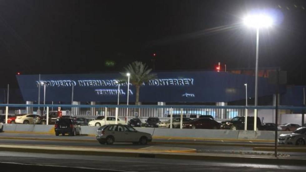Balacera en aeropuerto de Monterrey deja dos personas lesionadas y cuatro detenidos