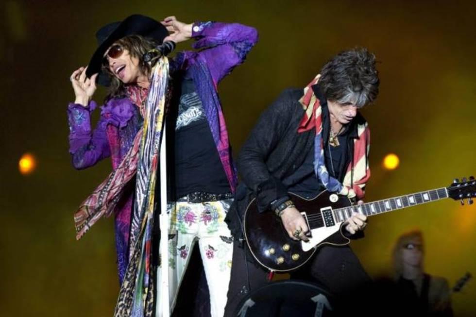 Steven Tyler anuncia separación de Aerosmith