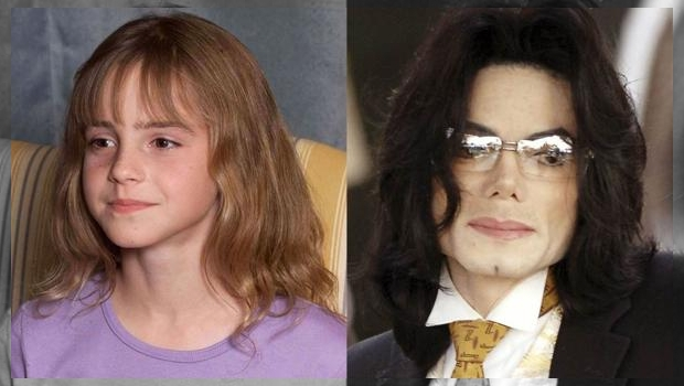 Michael Jackson deseaba casarse con Emma Watson ¡cuando era niña!