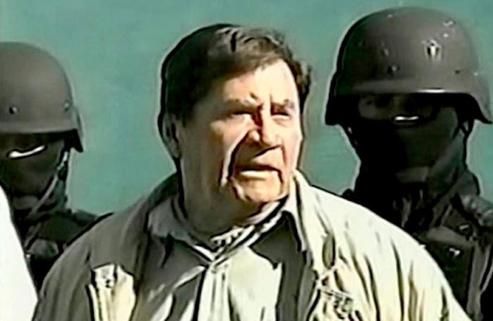 'Don Neto' es vigilado las 24 horas con agentes federales, brazalete y circuito cerrado.