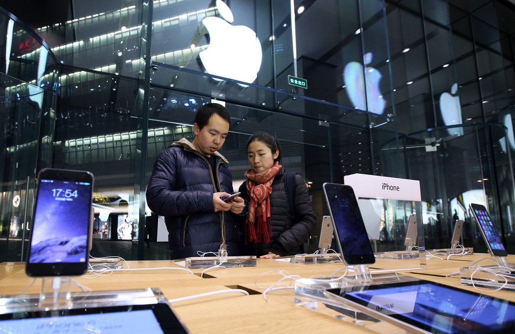 Una empresa china ganó una demanda a Apple por violar una de sus patentes
