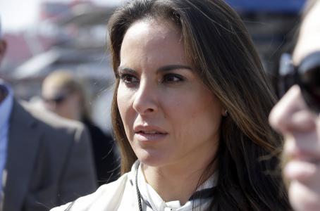 Kate del Castillo tramita amparo para que la PGR resuelva su caso
