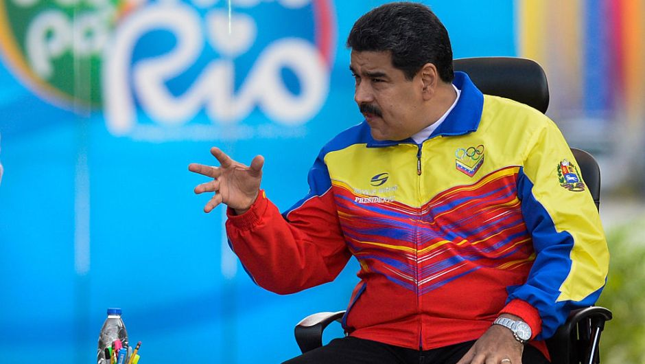 Pokémon GO genera violencia, dice el presidente Nicolás Maduro