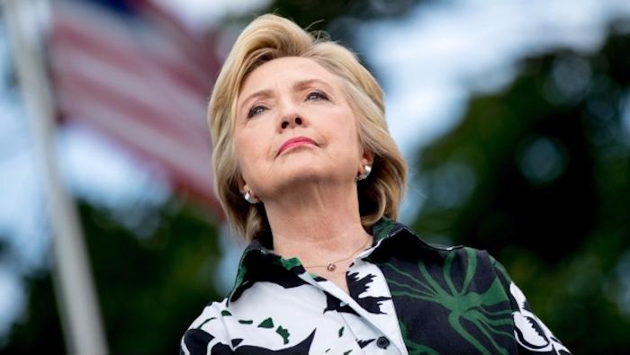 Hillary, 10 puntos arriba de Trump: Fox News