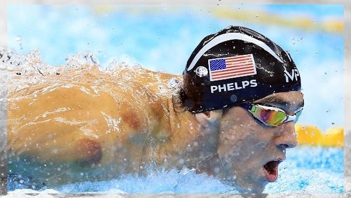 Michael Phelps consigue su cuarto oro en Río