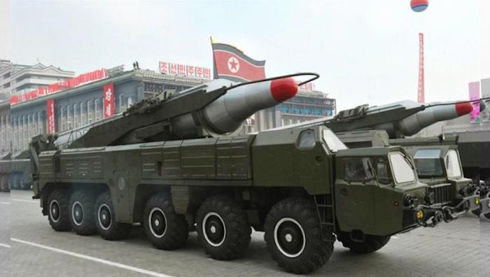 Lanza Corea del Norte nuevo misil balístico.