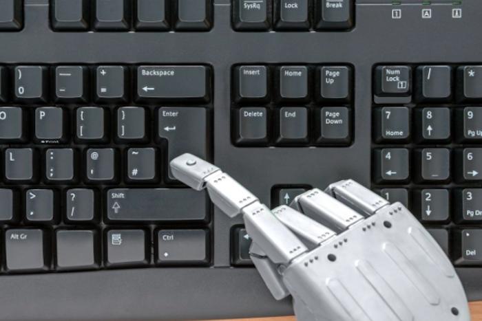 Esa noticia que lees acerca de los Juegos Olímpicos pudo haber sido escrita por un robot.