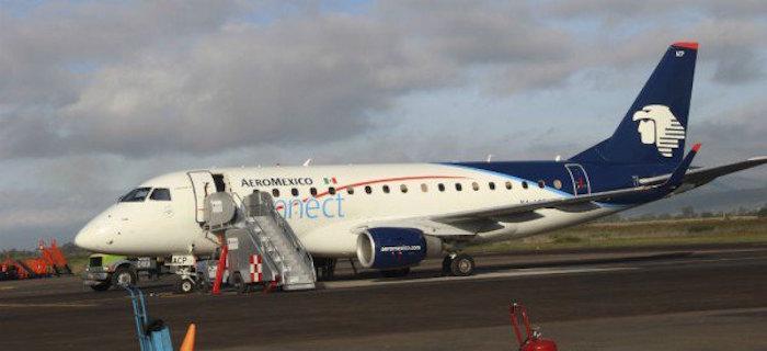 Aeroméxico suspende 'boletos sujetos a disponibilidad' para sobrecargos tras escándalo