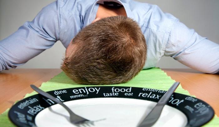 El menú ideal para dormir bien