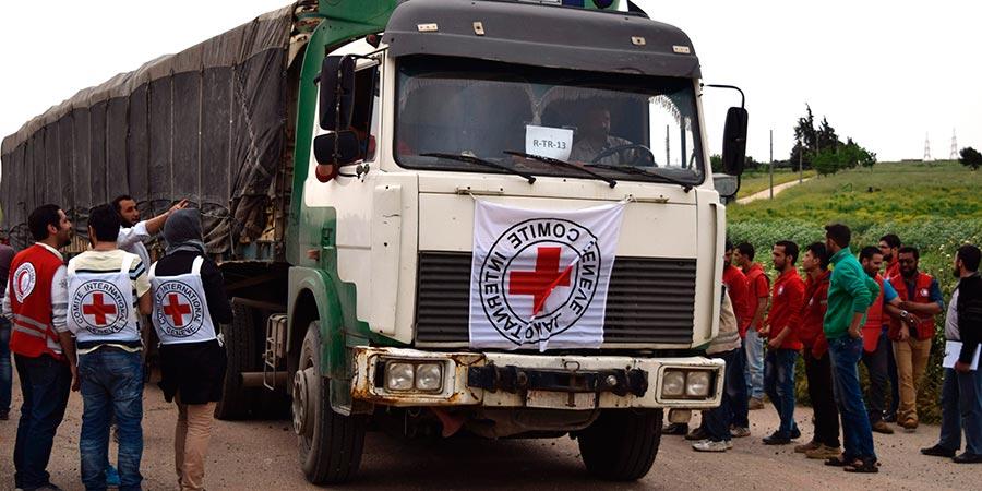 Rusia teme que terroristas se beneficien de ayuda humanitaria enviada a Siria