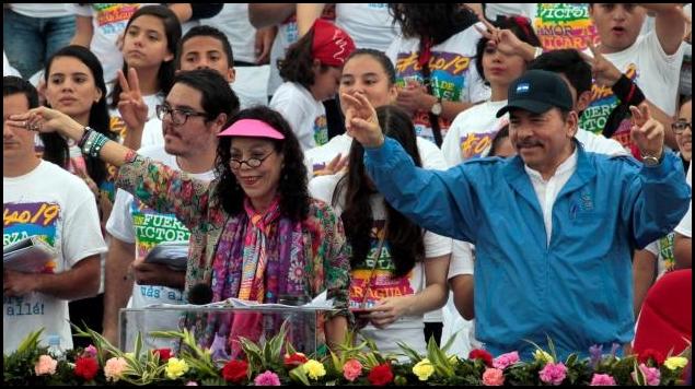 Presidente de Nicaragua avanza hacia dictadura dinástica