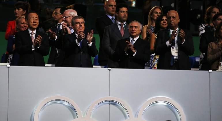 Brasil inaugura los Juegos Olímpicos en un ambiente de polarización política