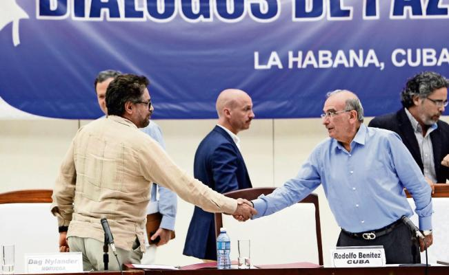 Colombia: definen protocolo de desarme de las FARC