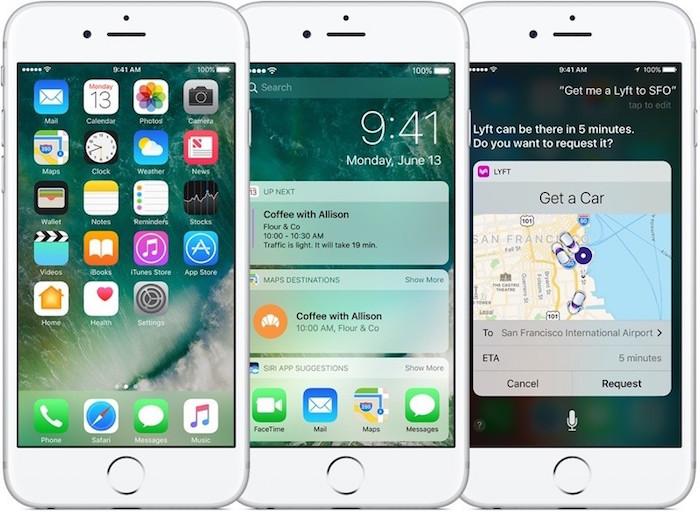 Ajuaa Punto Com iOS 10 ya está disponible para descargar en México