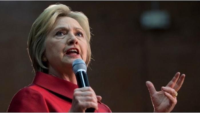 Hillary, 6 puntos arriba de Trump: encuesta de Wall Street Journal y NBC